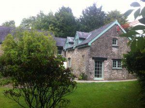 dormer windows and new slate roof