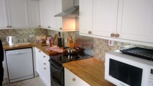 small kitchen refit